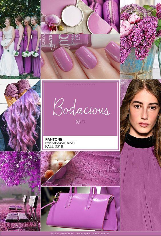 pantone color bodacious