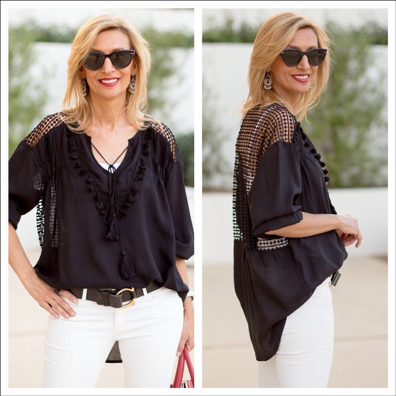 Black-Peasant-Blouse-with-Lace