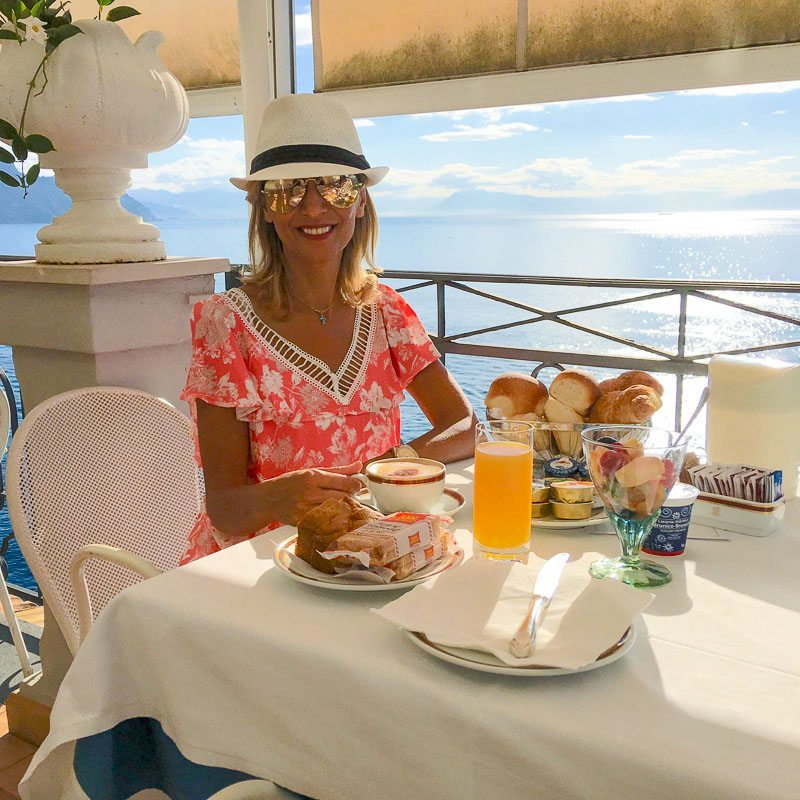 This Was Breakfast Every Morning - Stunning Place To Start The Day