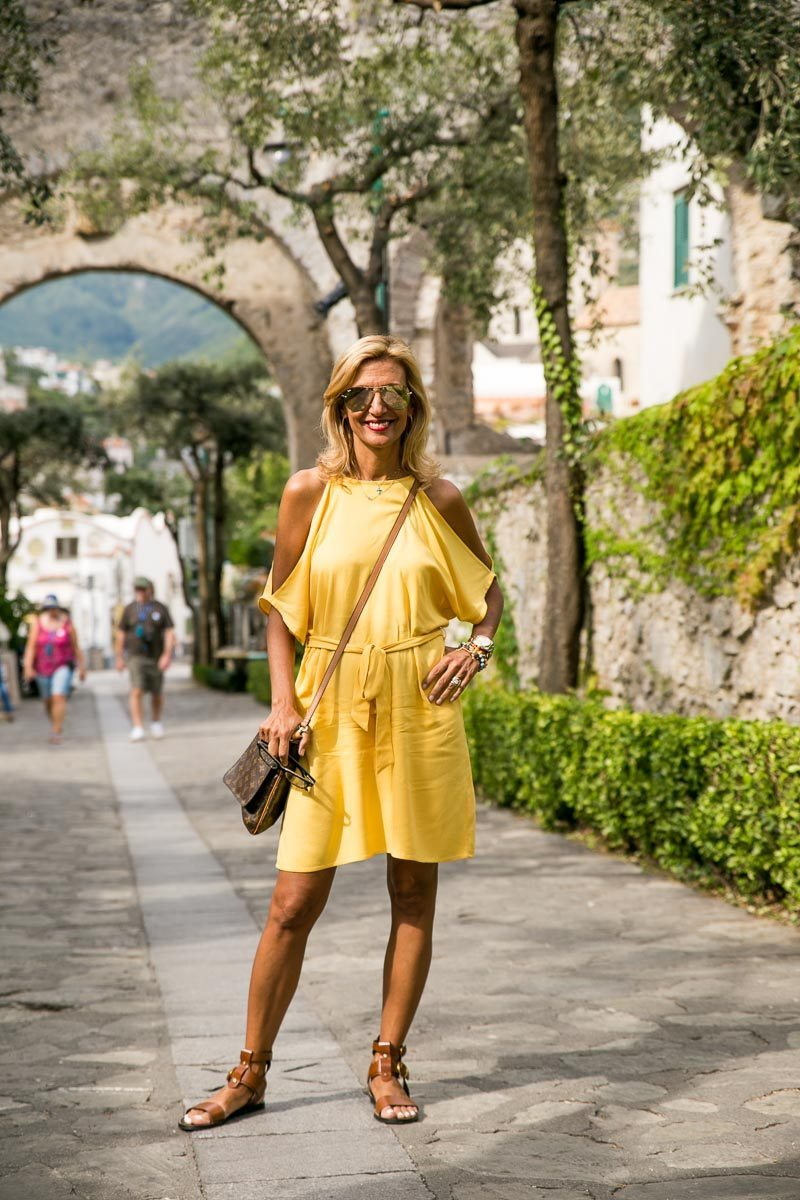 We arrived in Ravello - I Loved It Here