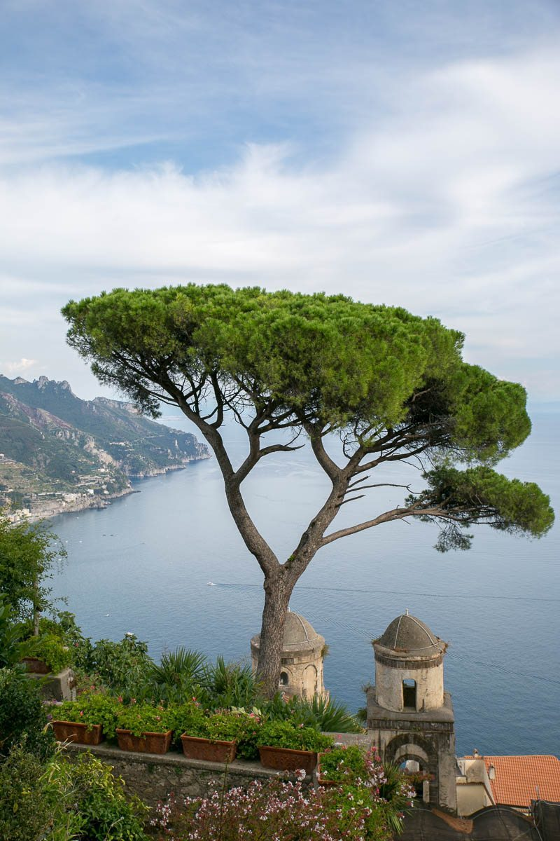 View From The Villa Rufalo