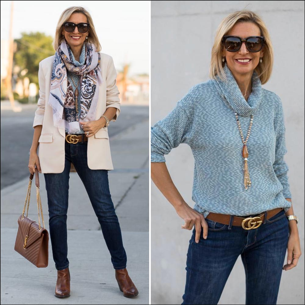 blazers and jeans for women are always a perfect combo to look stylish