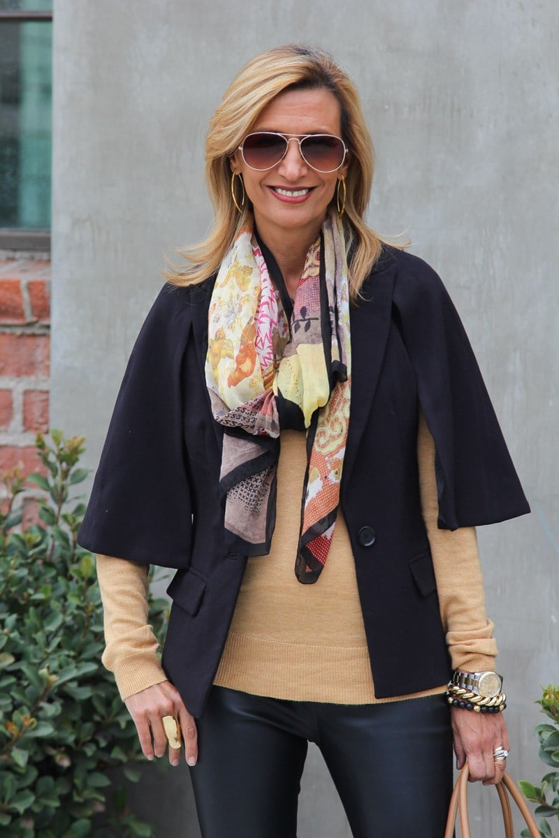 Crazy For Capes And Cape Jackets For Fall www.jacketsociety.com-0523
