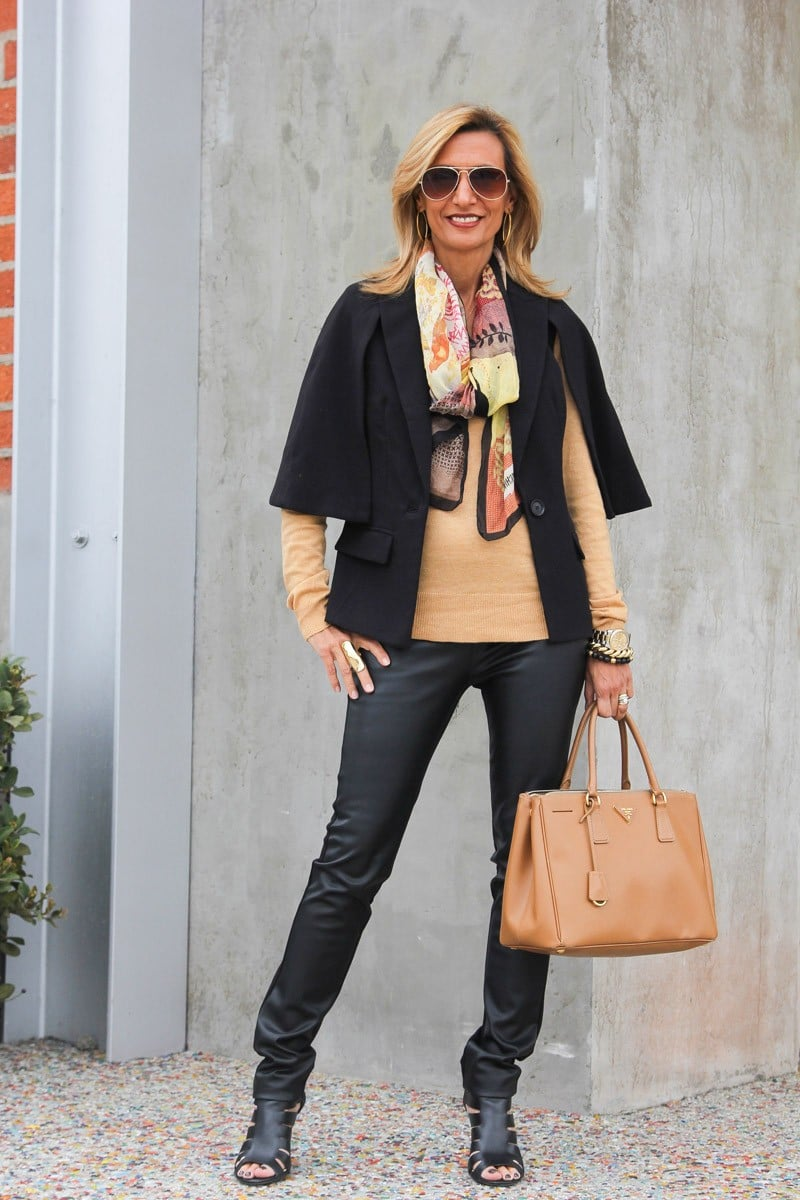 Crazy For Capes And Cape Jackets For Fall www.jacketsociety.com-0526