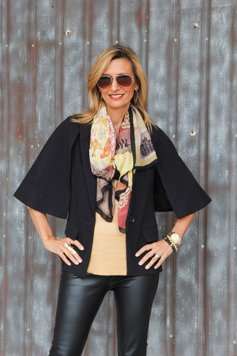 Crazy For Capes And Cape Jackets For Fall www.jacketsociety.com-0554