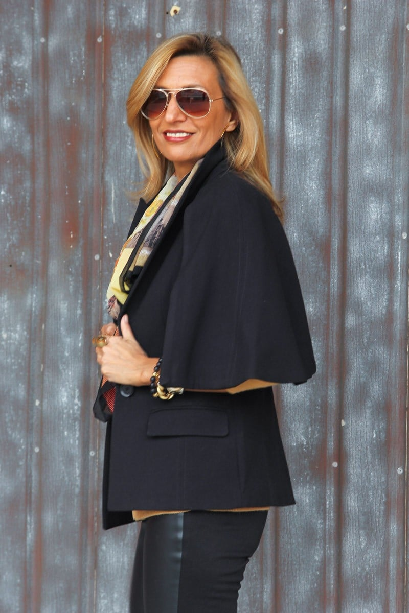Crazy For Capes And Cape Jackets For Fall www.jacketsociety.com-0569