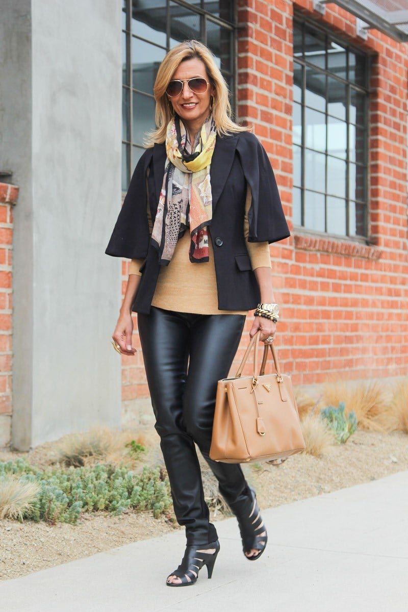 Crazy For Capes And Cape Jackets For Fall www.jacketsociety.com-0623
