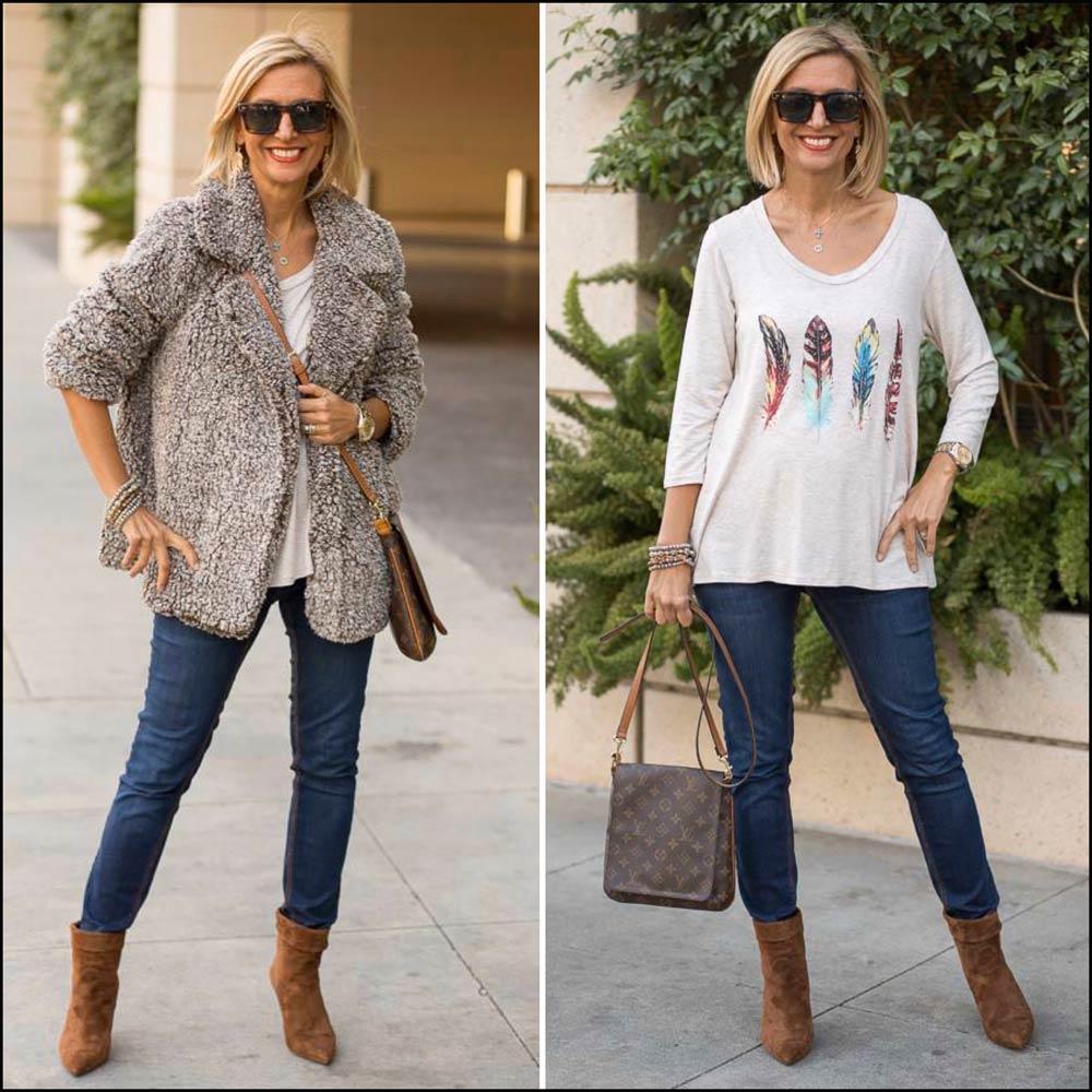 fall trend alert womens teddy bear jackets