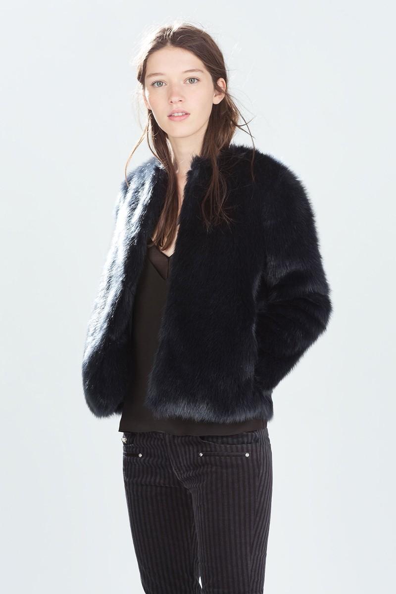 Click The Image To View This Jacket At Zara