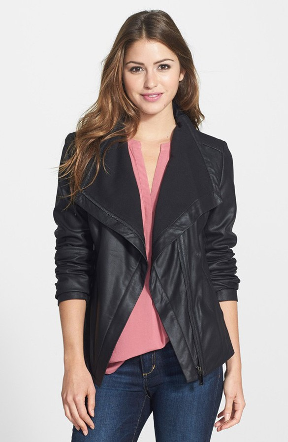History of the leather jacket -3. Nordstrom