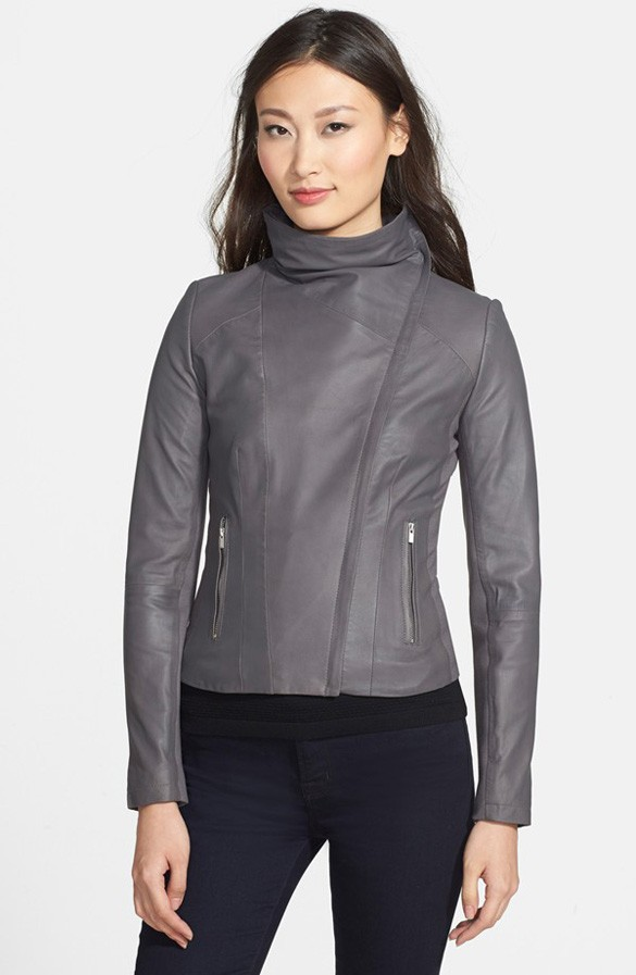 History of the leather jacket -4. Nordstrom