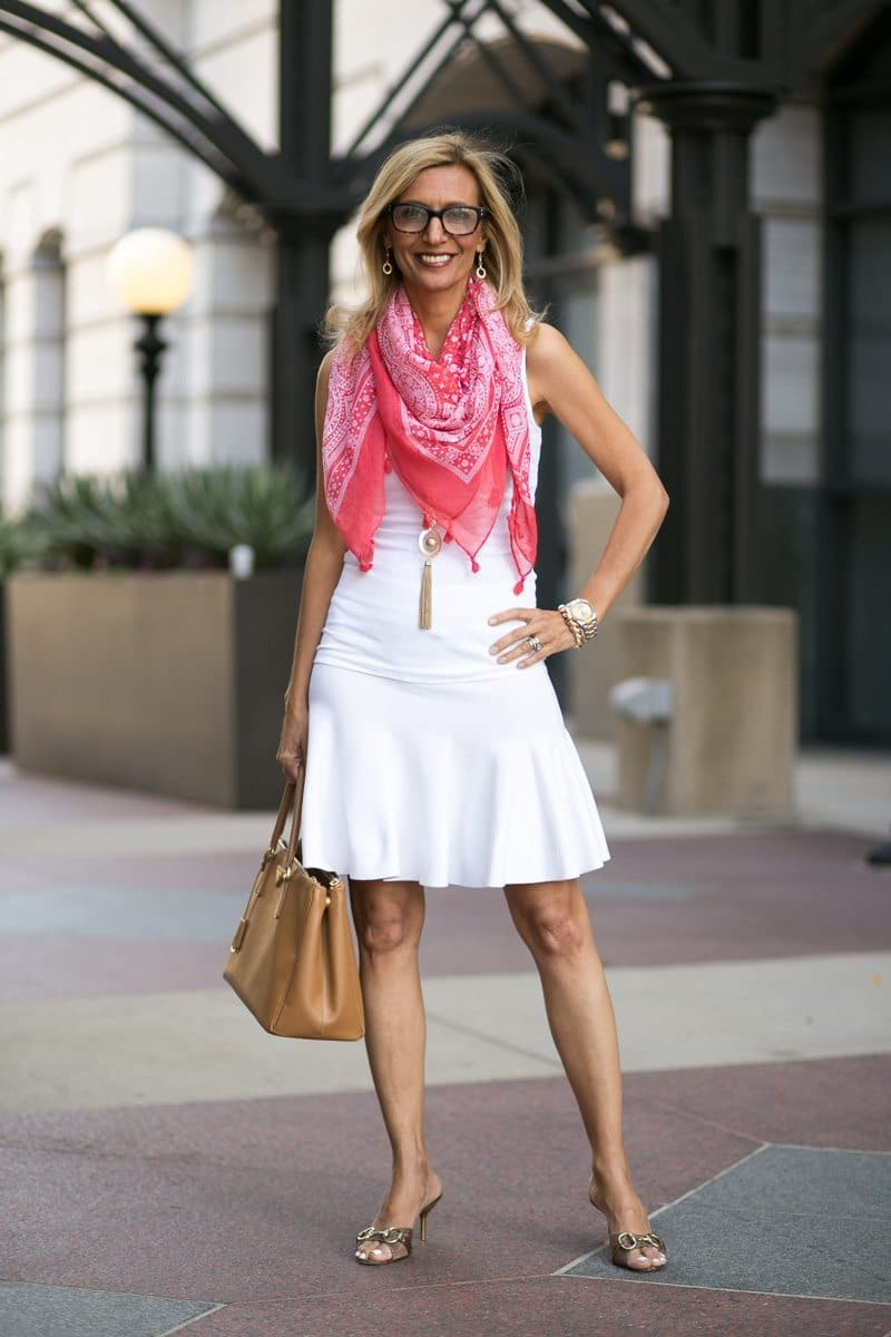 How-To-Pop-An-All-White-Outfit-with-color-Jacket-Society-5297
