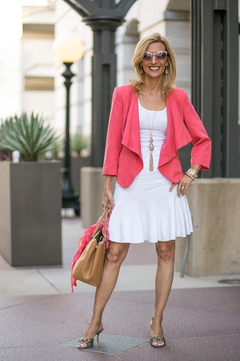 How-To-Pop-An-All-White-Outfit-with-color-Jacket-Society-5319