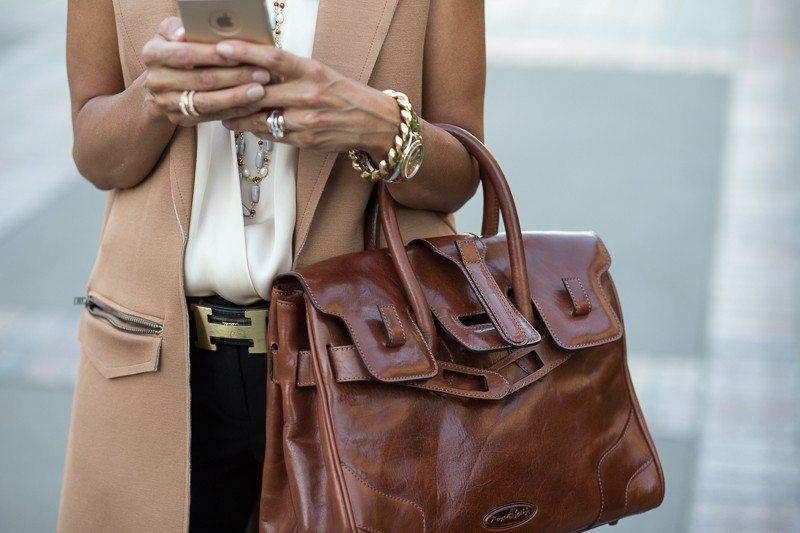 Jacket-Society-I Love My Maxwell scott bag-8975