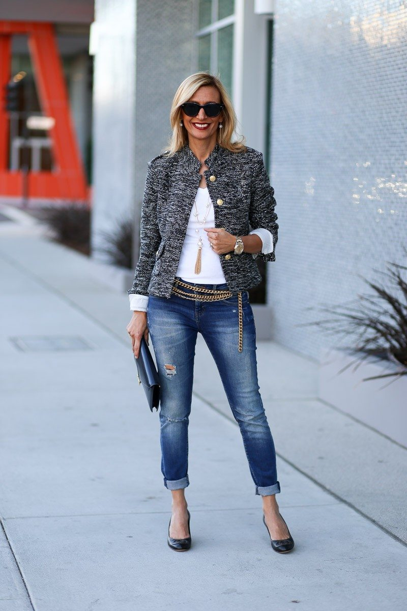 Jacket-Society-Our Chanel Inspired Coco Boucle Jacket-1338