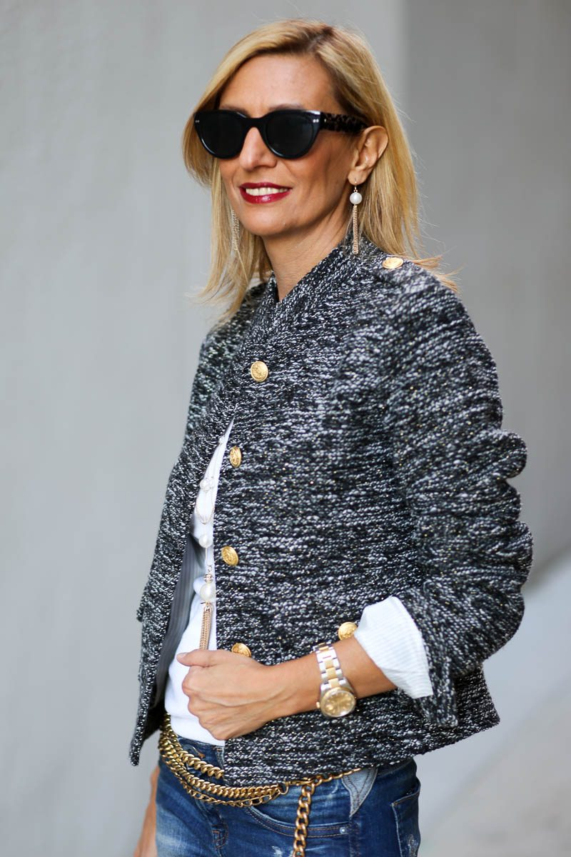 Jacket-Society-Our Chanel Inspired Coco Boucle Jacket-1362