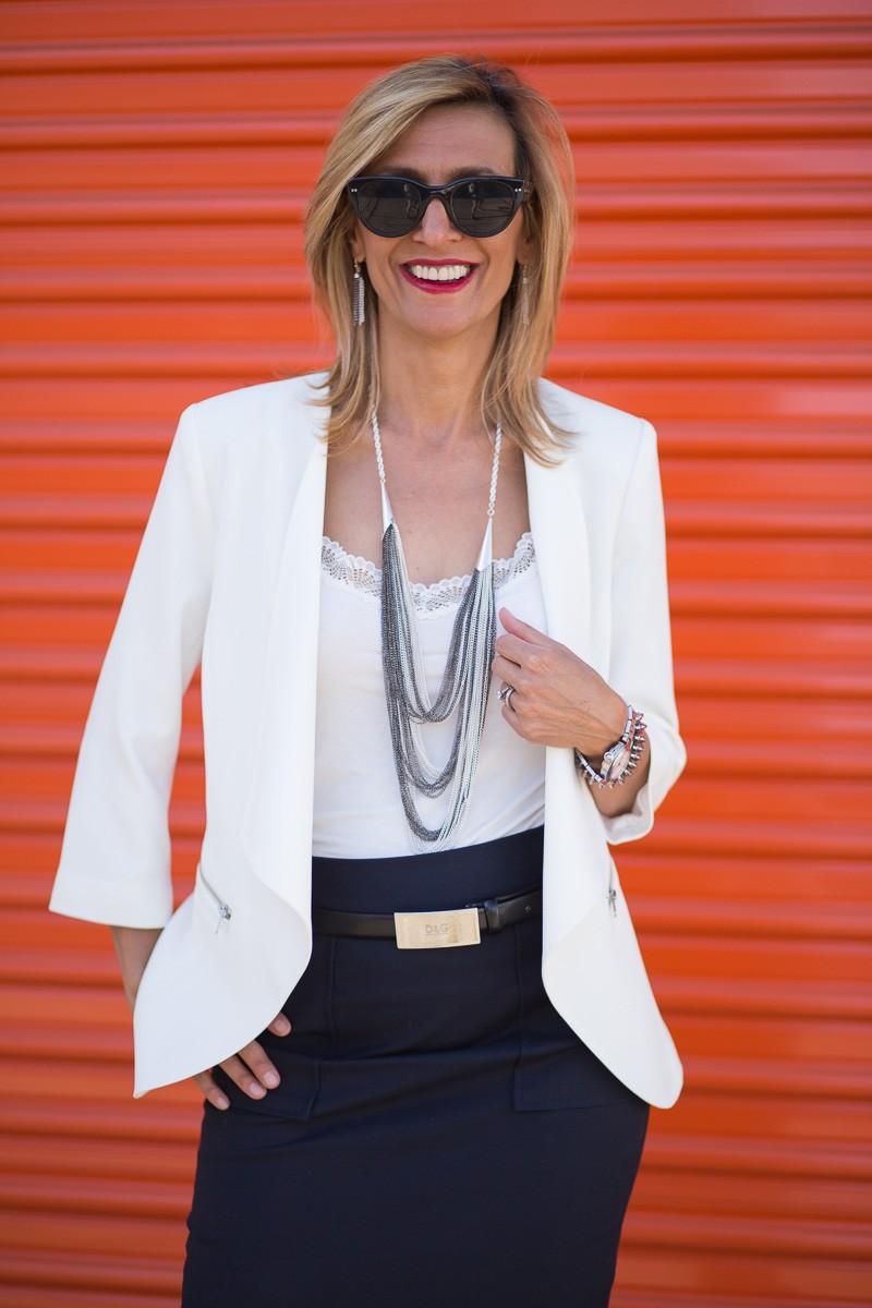 Jacket Society Stephanie Jacket Styled For Day Time Look To Date Night Look-3022