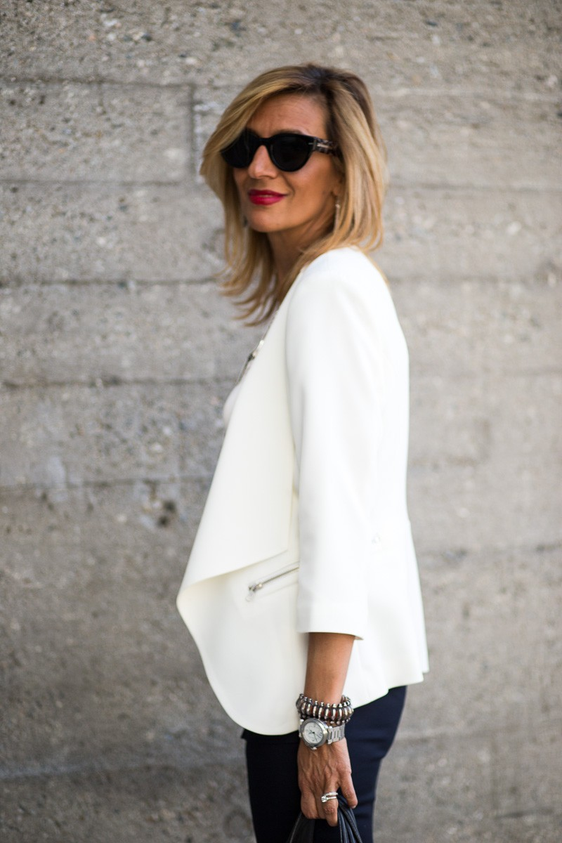 Jacket Society Stephanie Jacket Styled For Day Time Look To Date Night Look-3039