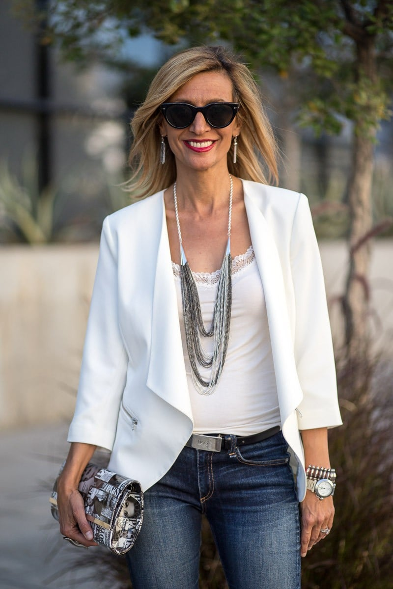 Jacket Society Stephanie Jacket Styled For Day Time Look To Date Night Look-3056