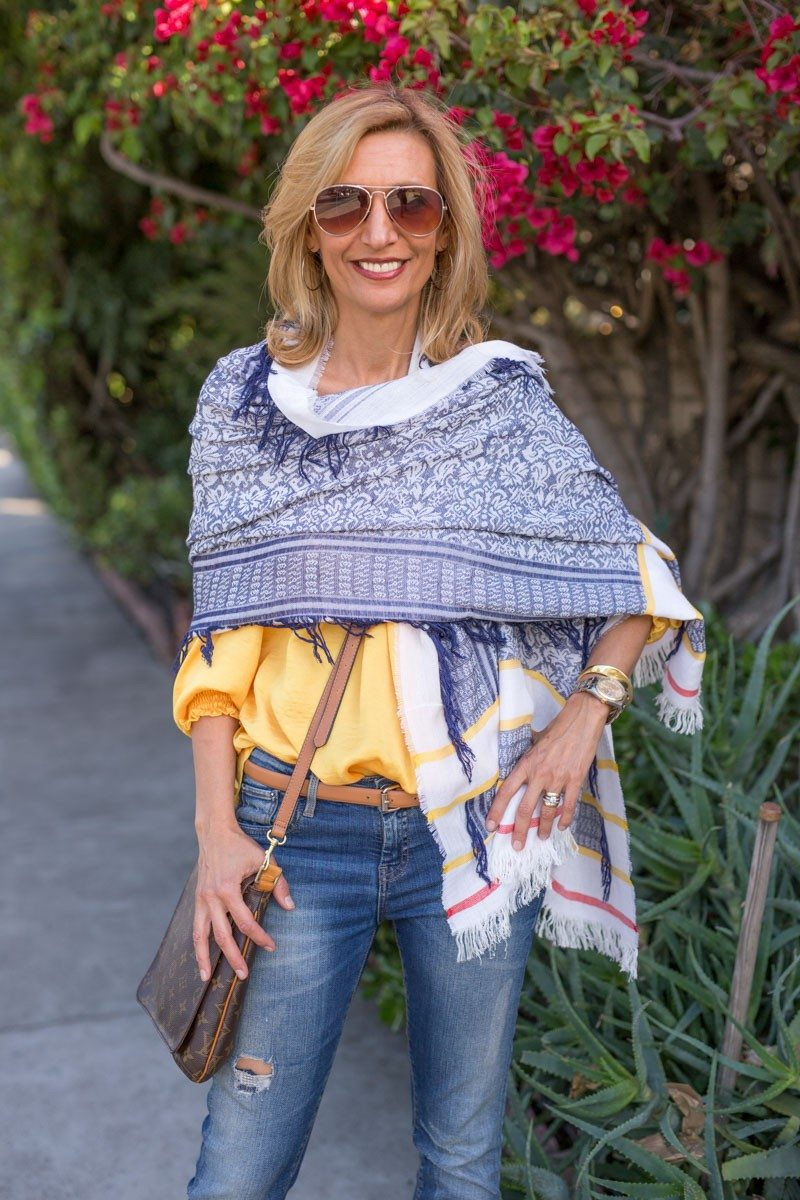 Jacket-Society-Weekend Flash Sale On All Our Scarves Shawls And Ponchos-3411