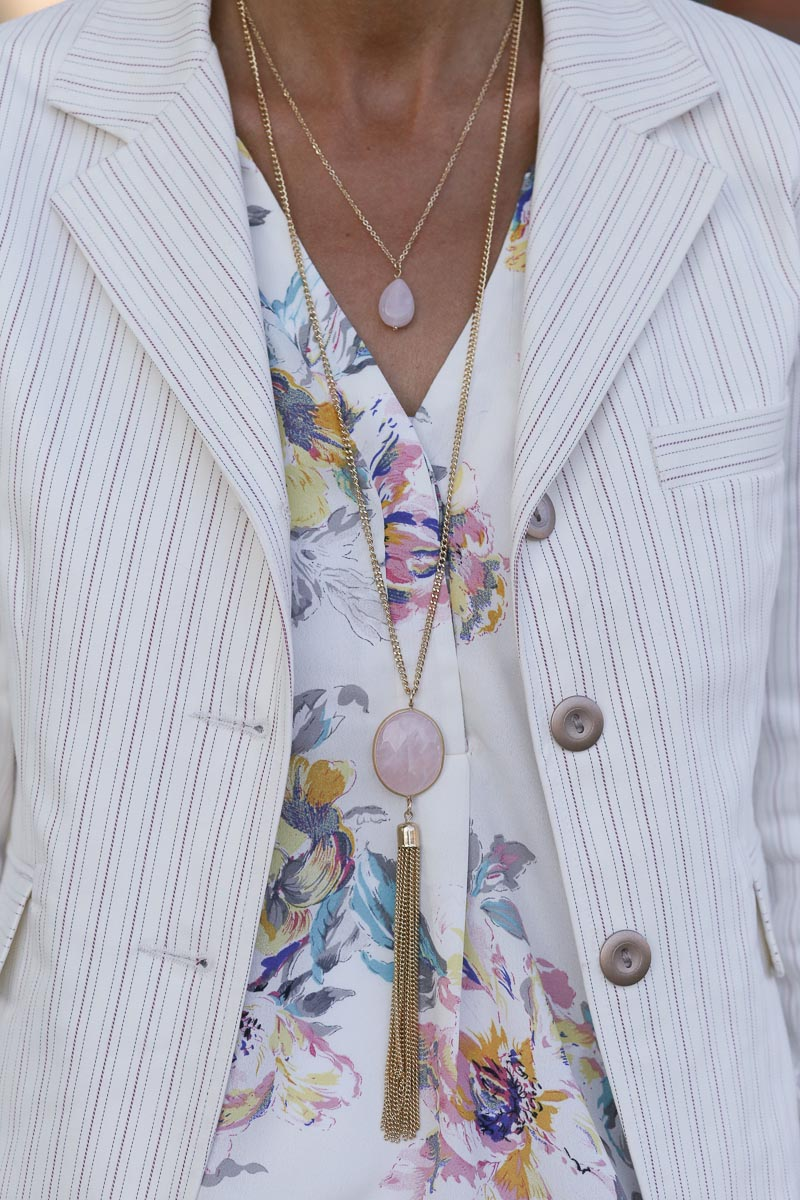Jacket Society the sonoma womens stripe jacket is perfect for spring-3834