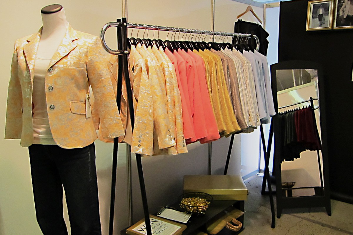 Part 1 Of The New Spring & Summer Collection - Everyone Loved the Colors & Styles - It Was So Nice To Get Great Feedback