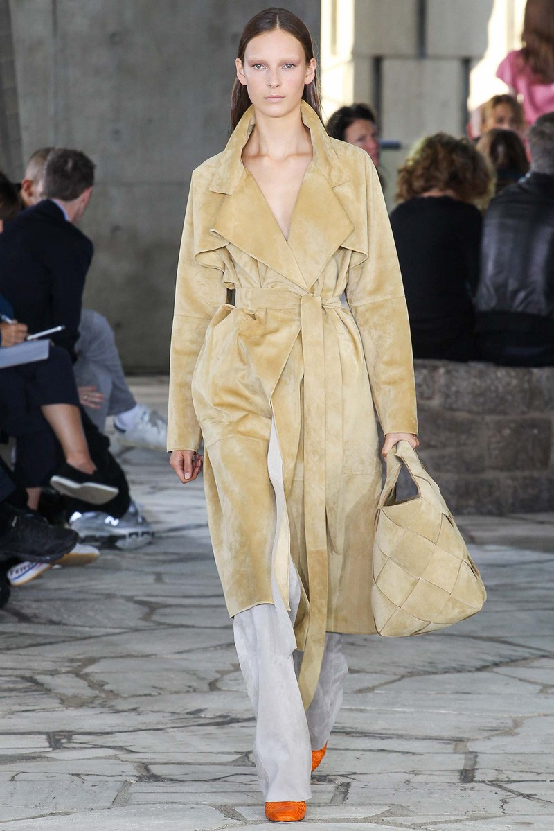 My Favorite Looks From The Paris Spring 2015 Shows Loewe 2