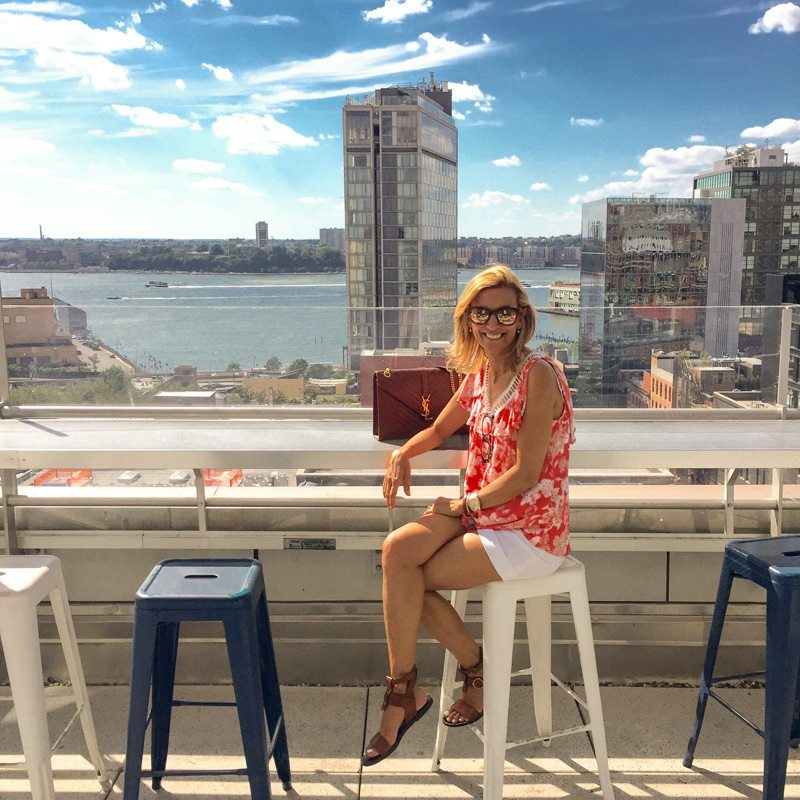Roof Top Bar - Gansevoort Hotel - Meat Packing District