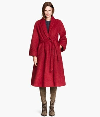 Click To See This Coat At H&M.com