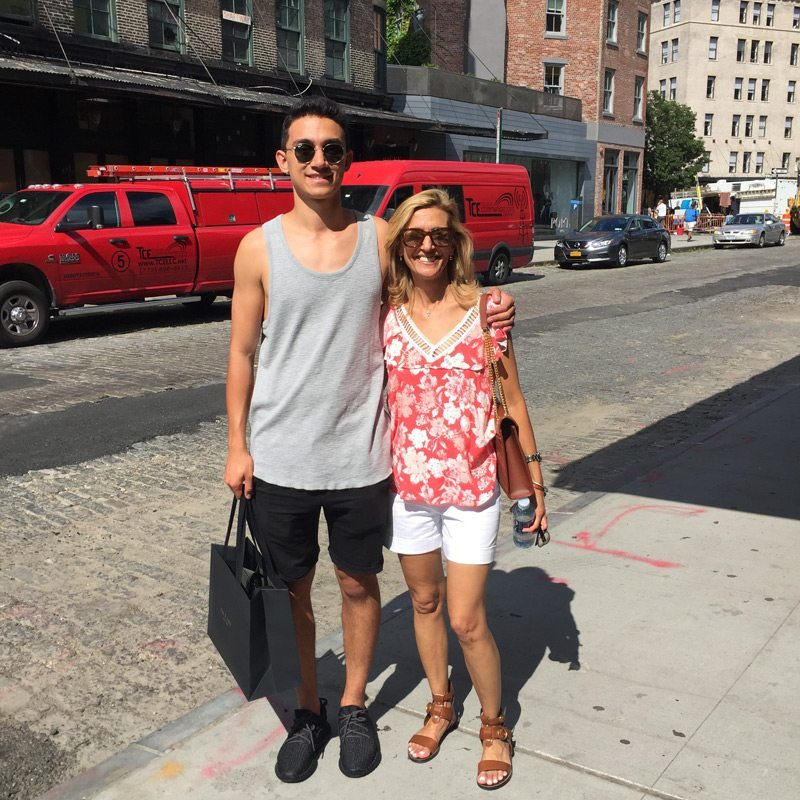 Shopping Again In The Meat Packing District