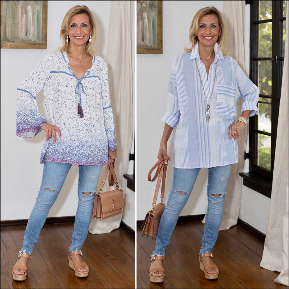 new summer casual tops for women