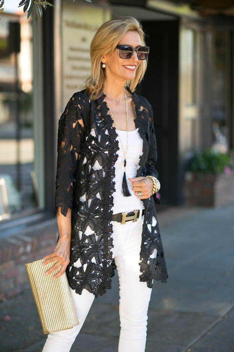 Womens-Black-Lace-Jacket-For-Al-Fresco-Dining-Jacket-Society-5960