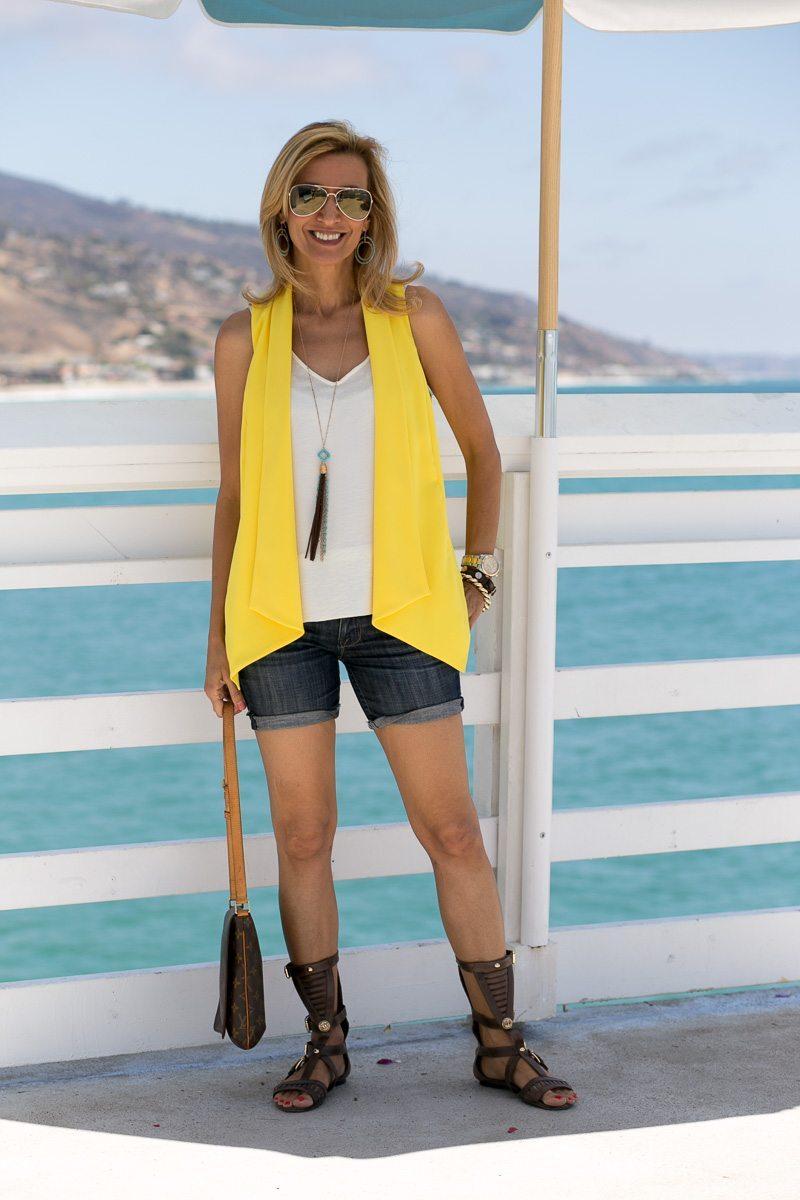 Womens-Yellow-Vest-Malibu-Pier-Jacket-Society-5638