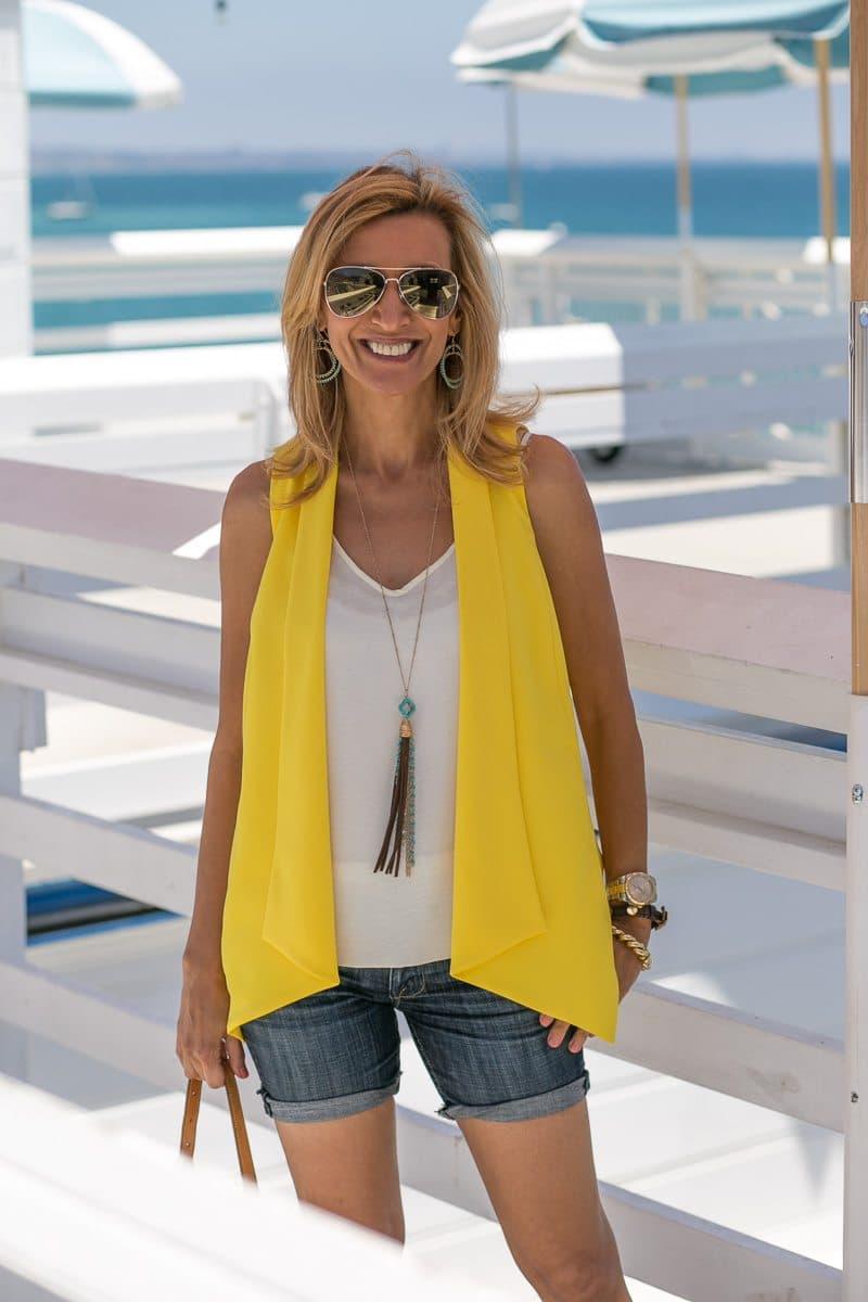 Womens-Yellow-Vest-Malibu-Pier-Jacket-Society-5647