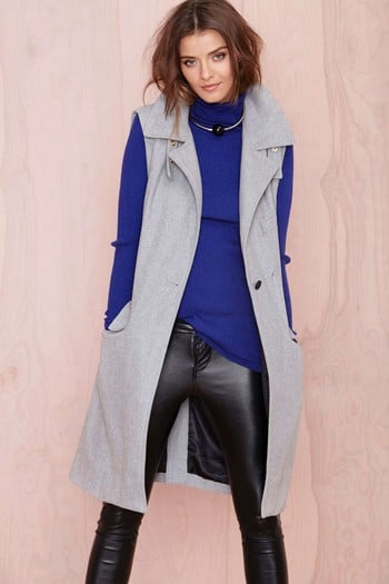 Click The Image Above To Shop This Coat @ Nasty Gal