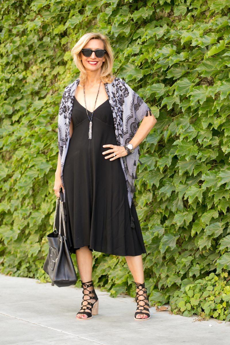 little-Black Dress With Lemon Drop Jacket-Jacket-societyt-4352