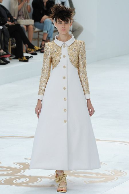 Chanel 2 Couture Fall 2014